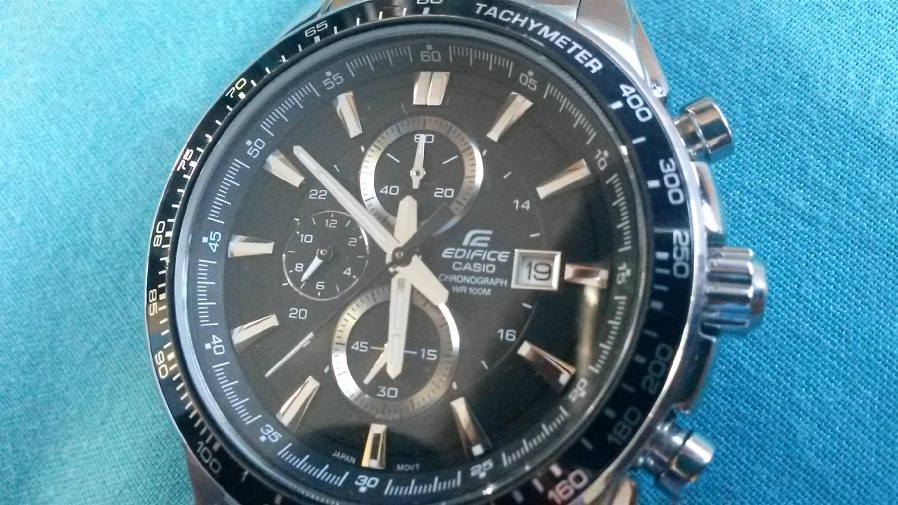 Casio Edifice (new) to sell or swap
