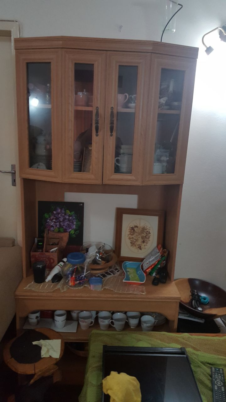 Display Cabinets x 3