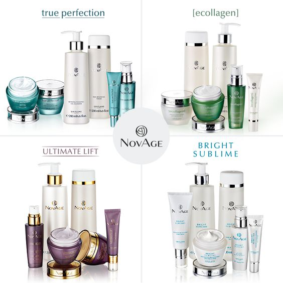 NOVAGE SKIN CARE SET