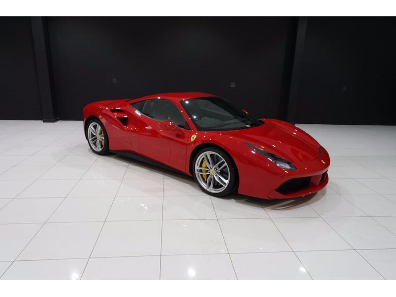 2015 Ferrari 488
