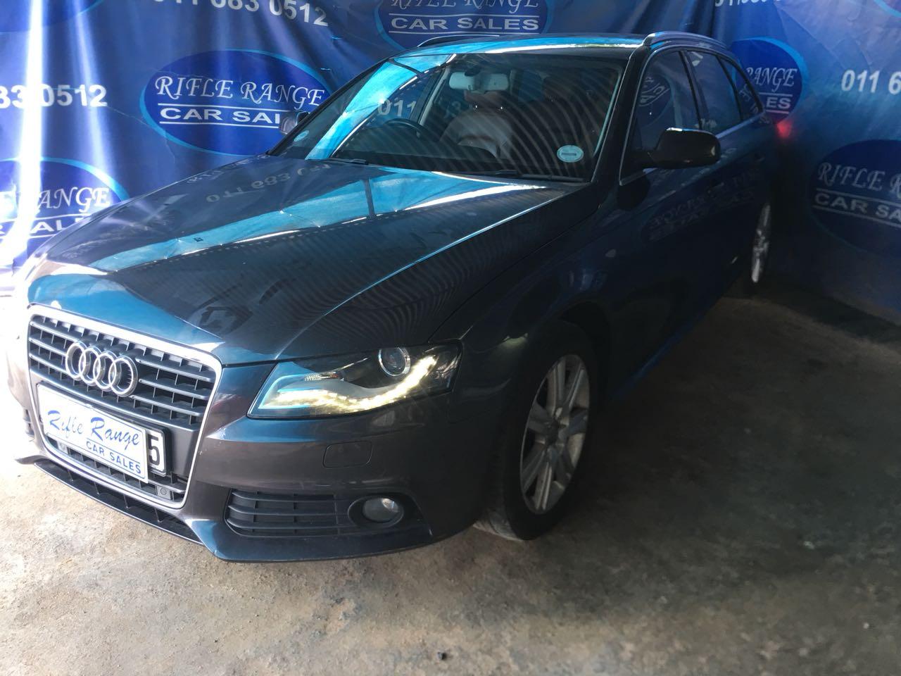 2011 Audi A4 2.0T Multitronic