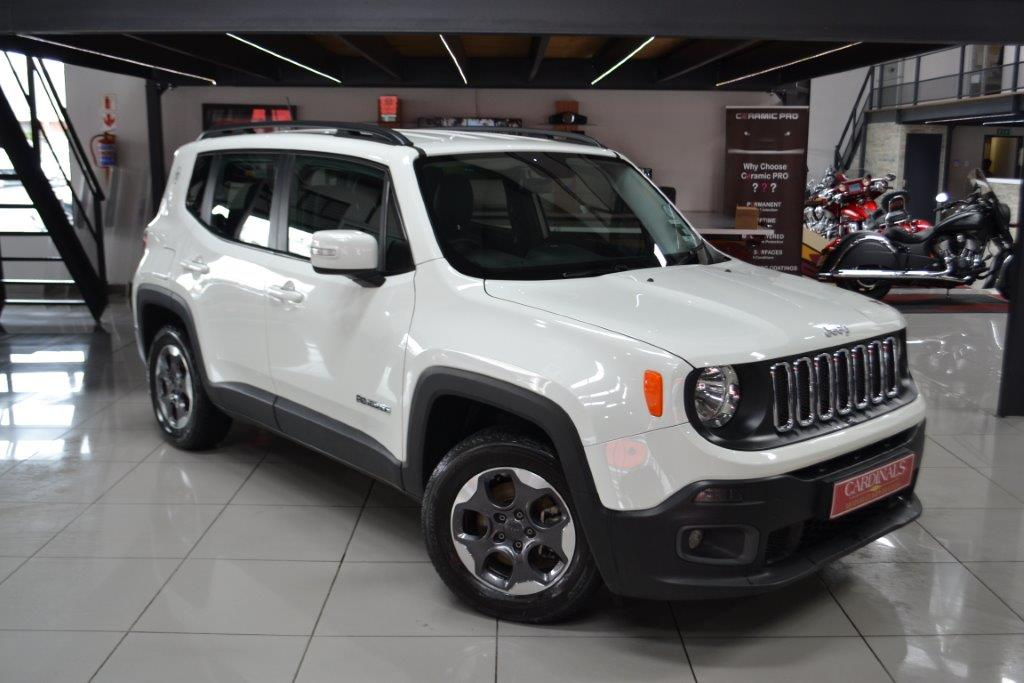 2016 Jeep Renegade 1.6L Longitude