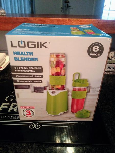 Logik health blender