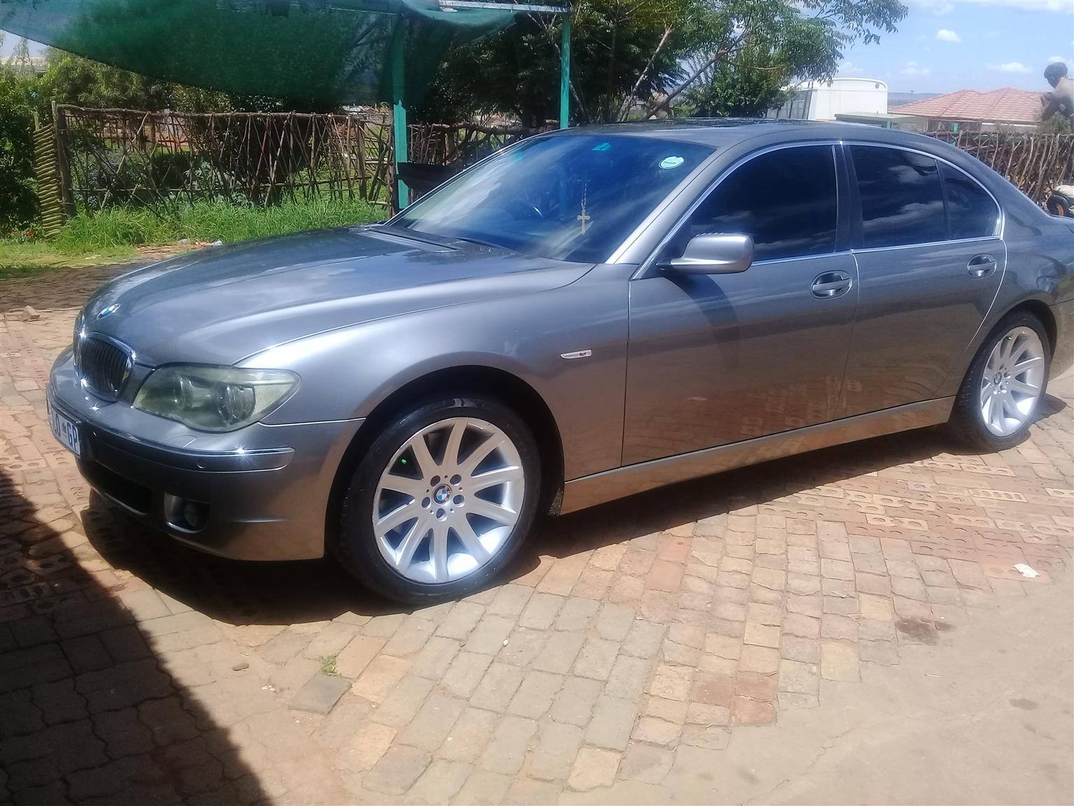 Bmw I In All Ads In South Africa Junk Mail - 2005 bmw 740i