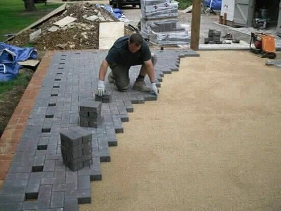 BRICK PAVING FROM R200/M2