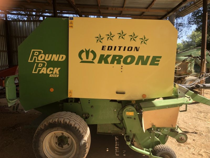 Krone Round pack for sale
