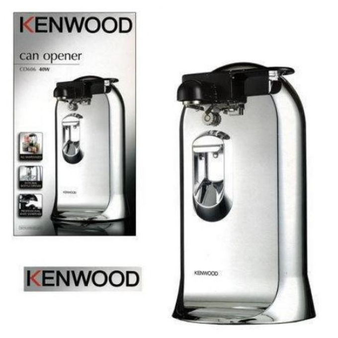 Kenwood Electric Can Opener - Boxed