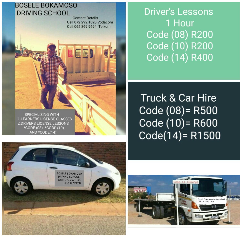 Bosele Bokamoso Driving School