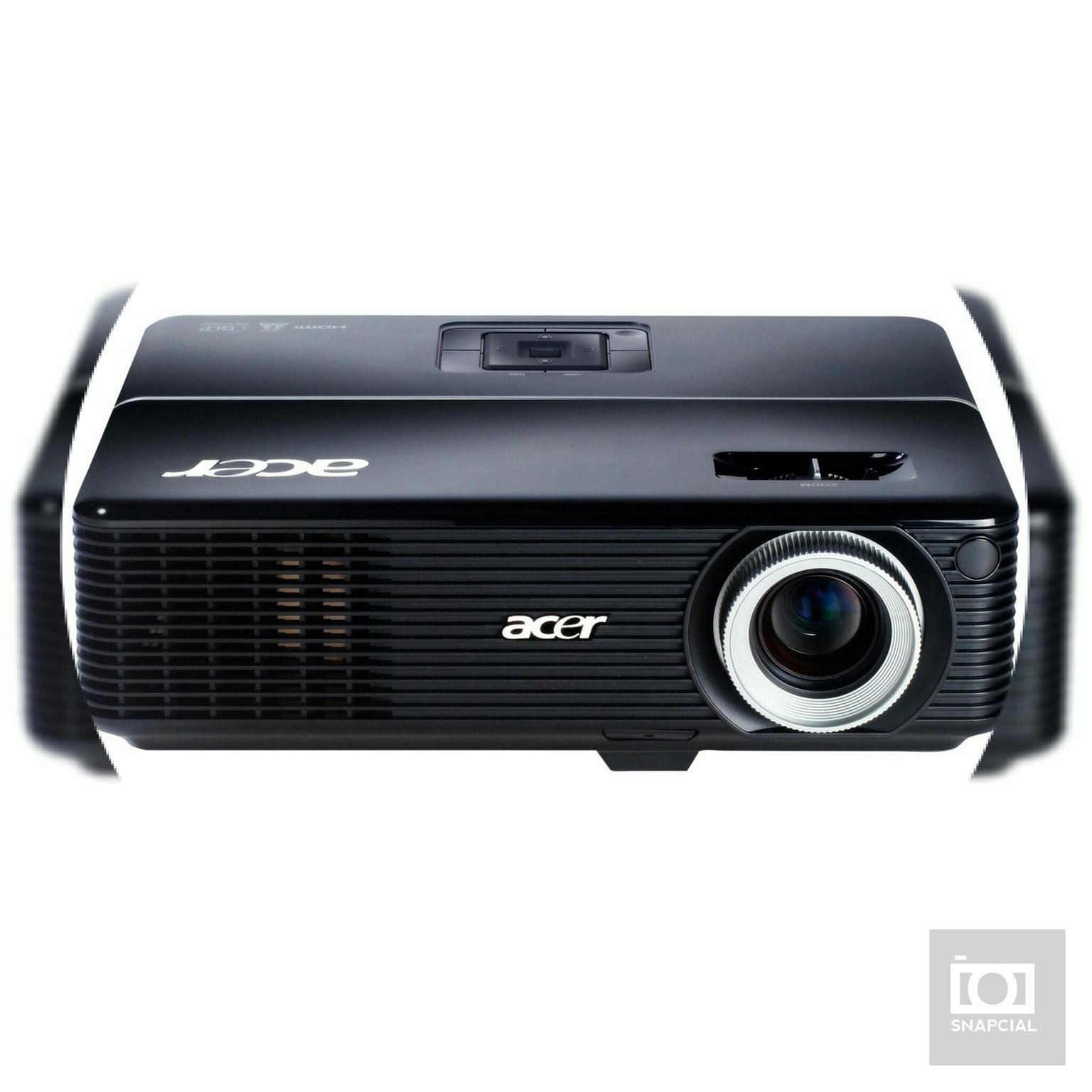 Acer Projector Rental and Screen
