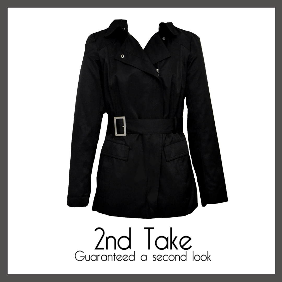 Cosy International Designer Trench Coats Available For Low Prices At 2nd Take!