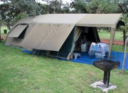 Campmor Bushbaby Senior Combo