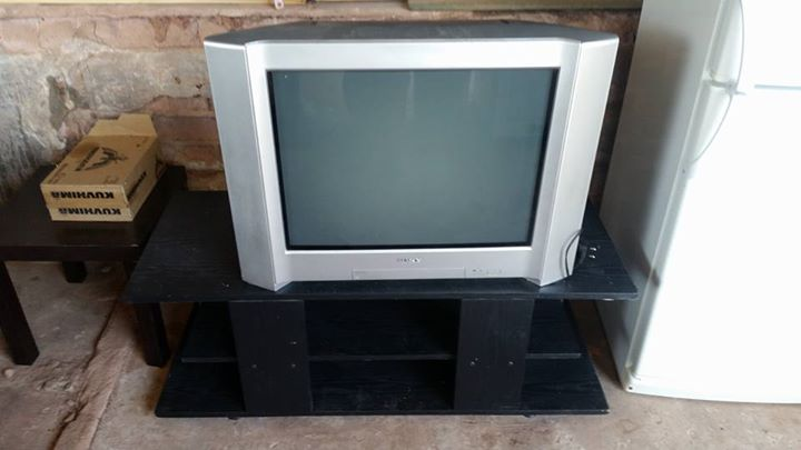 Silver box tv for sale