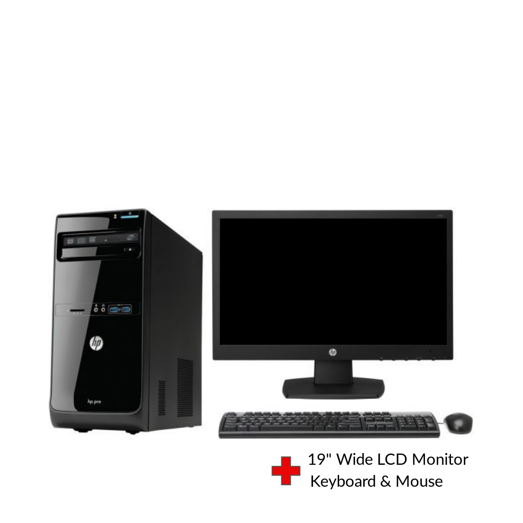 ::HP Pro 3500 G2 Tower PC::