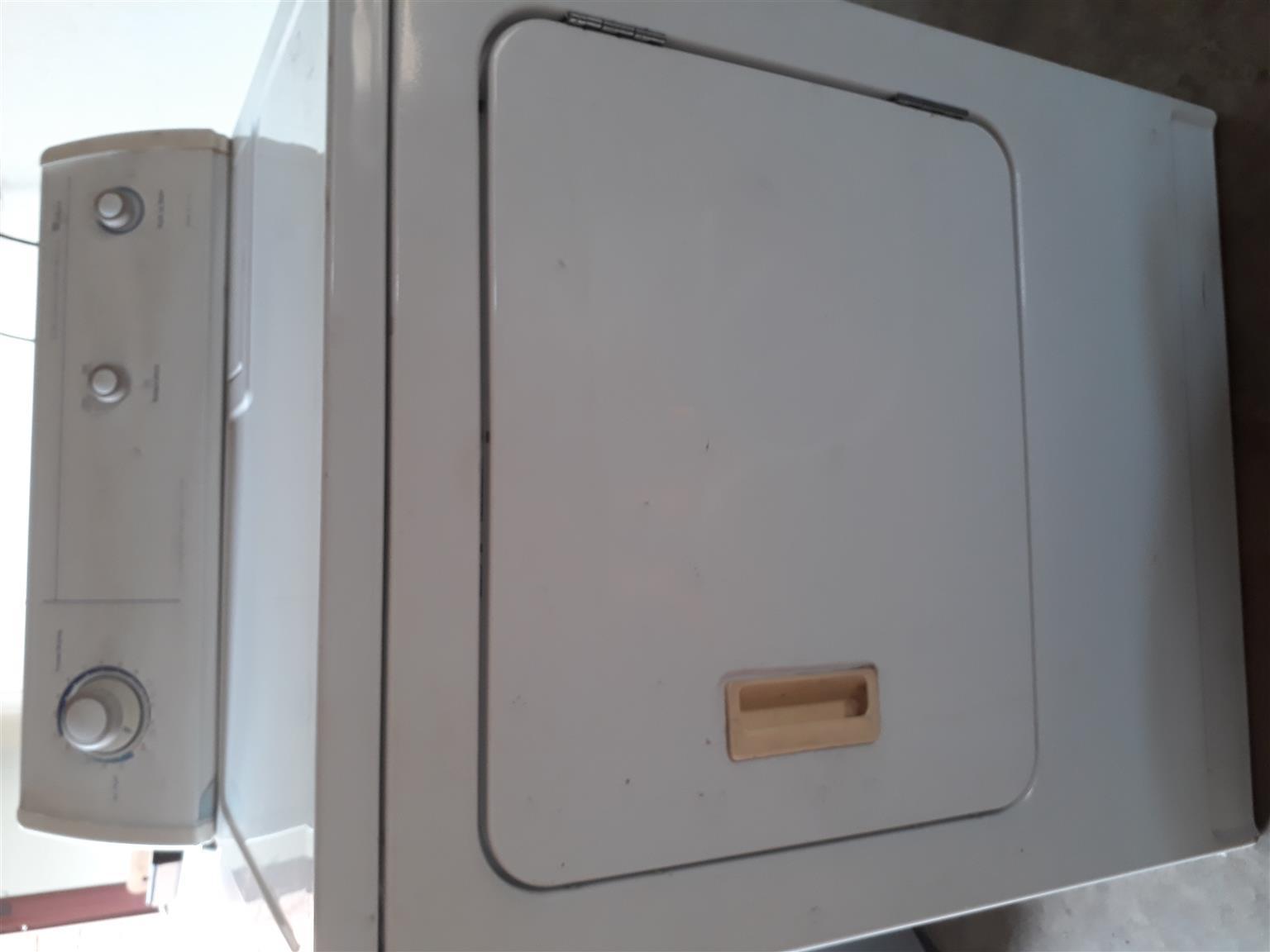 Tumble dryer -Whirlpool
