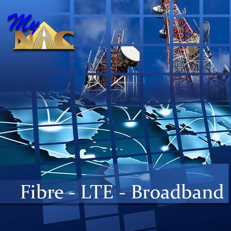 Fibre and LTE Installation