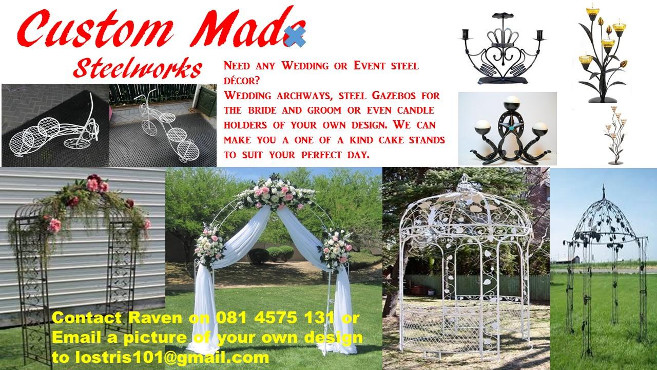 Custom Made Steelwork