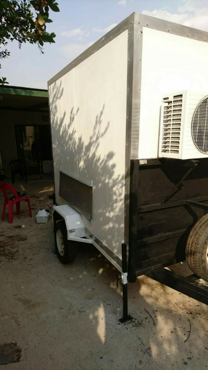 Mobile Cold / Freezer room to Rent for R1200 per day
