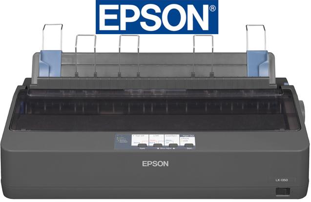 THE EPSON LX-1350 DOT MATRIX PRINTER
