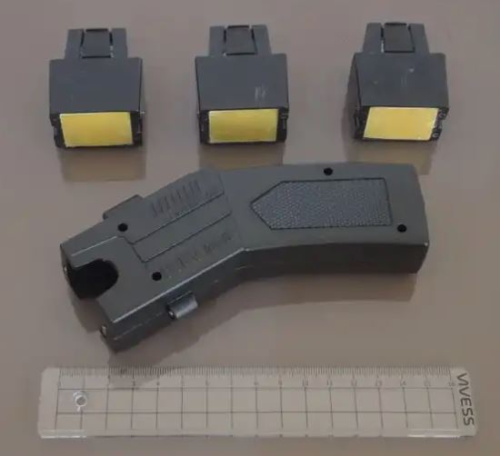 Non-Lethal Self Defense Electric Stun Gun