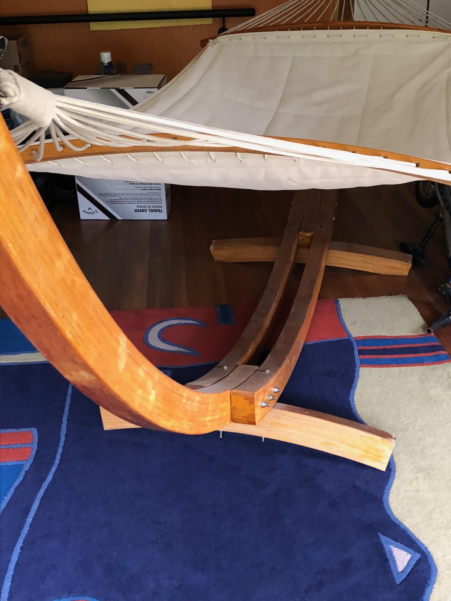 solid hammock