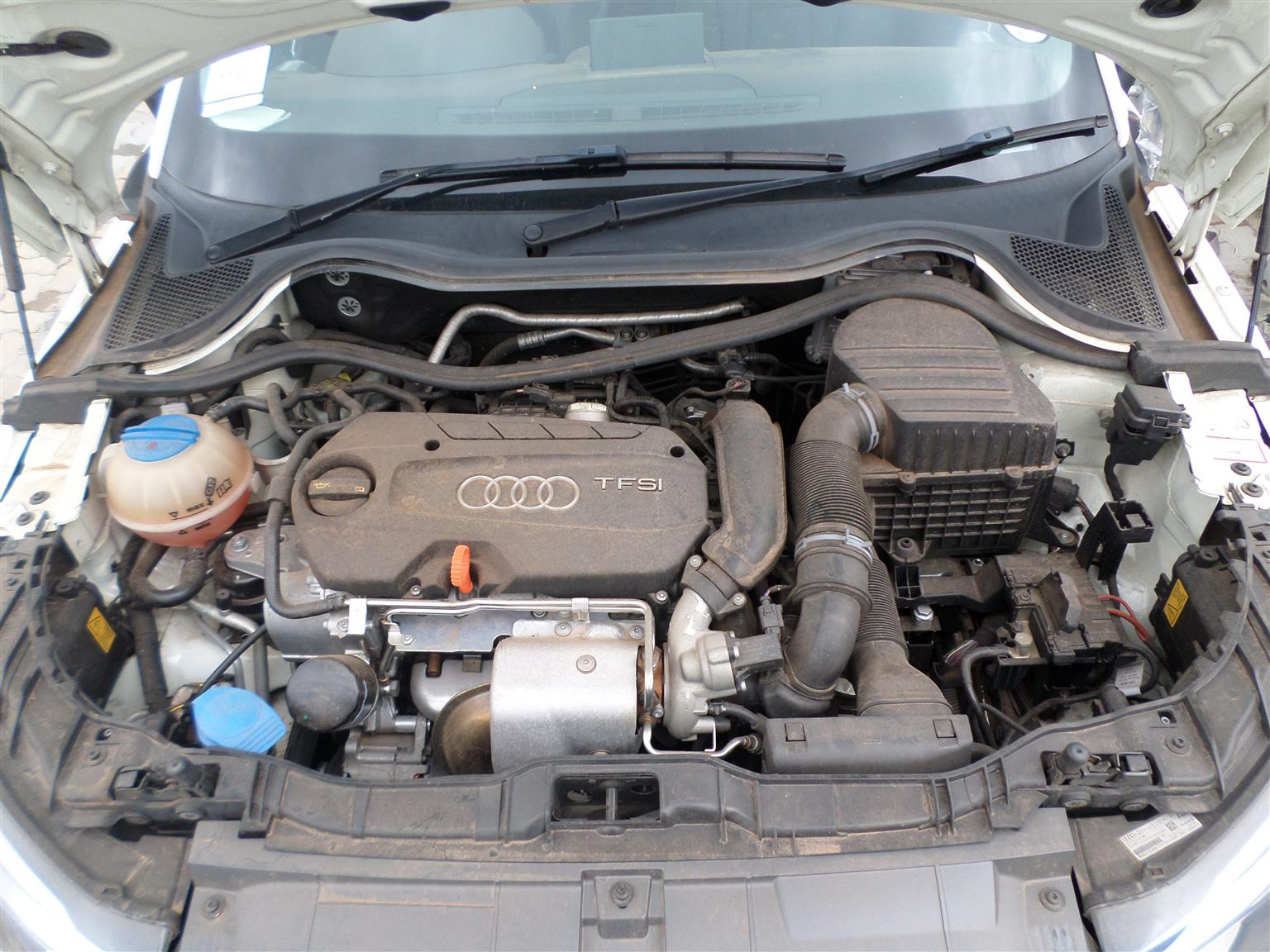 Audi A1 1.4 TFSI Attraction 3door 2011 now for stripping of all parts.