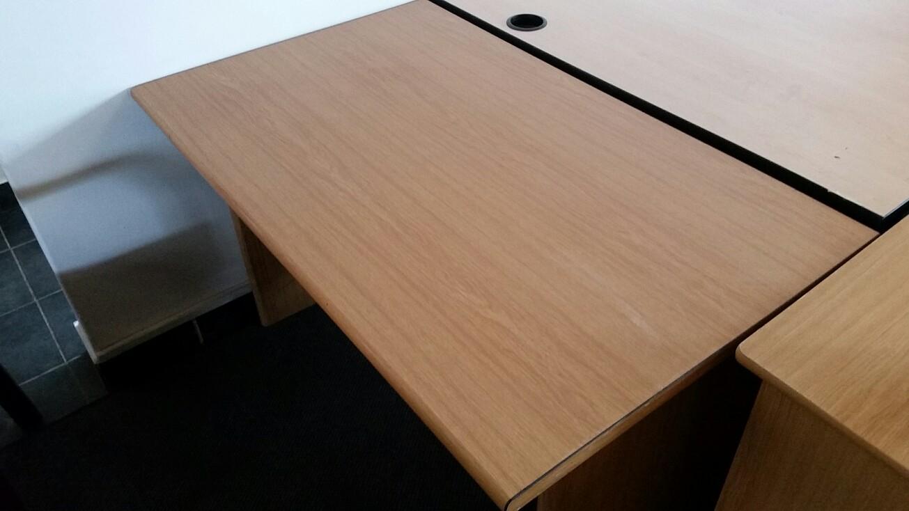 office study desk. Oak Study Desk Office I