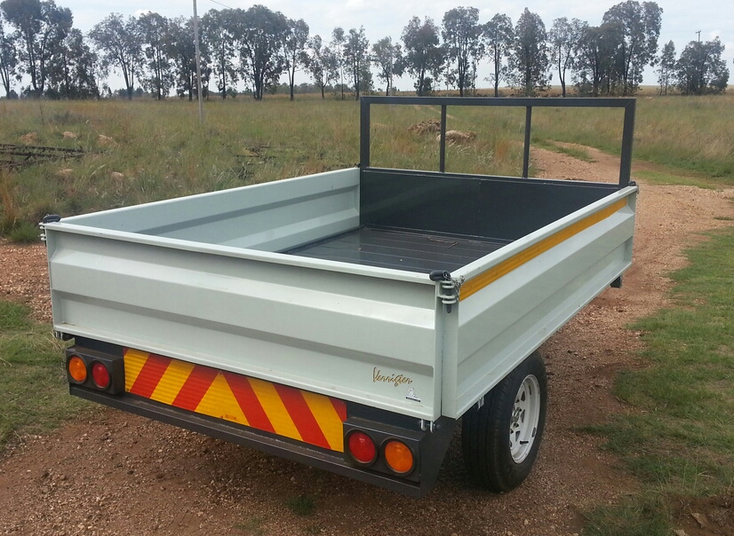 2Ton farm trailer