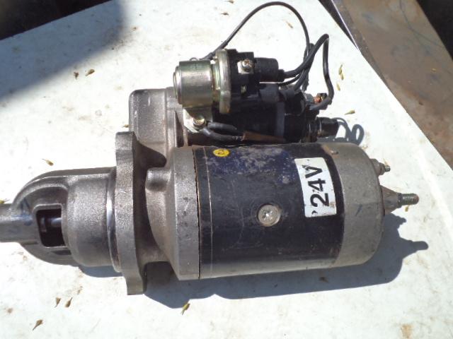 Lucas 24 volt starter motor (Tata?) | Junk Mail
