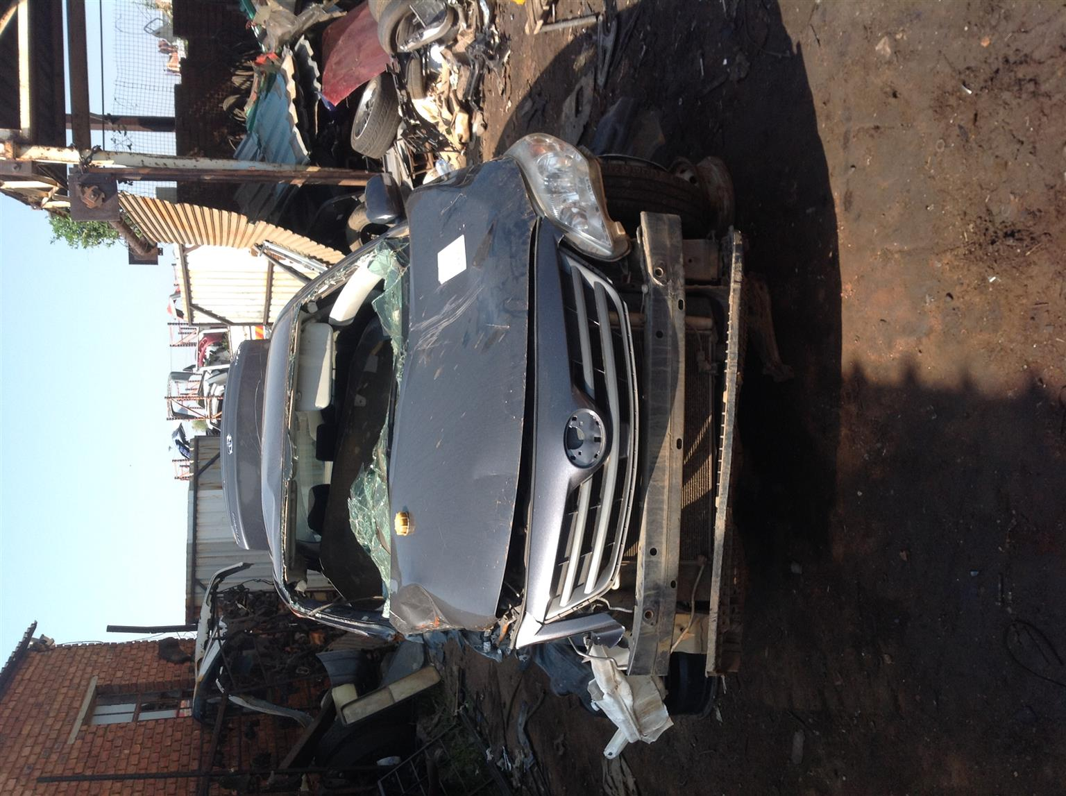 StrippingToyota Corolla Professional 2011 for Spares