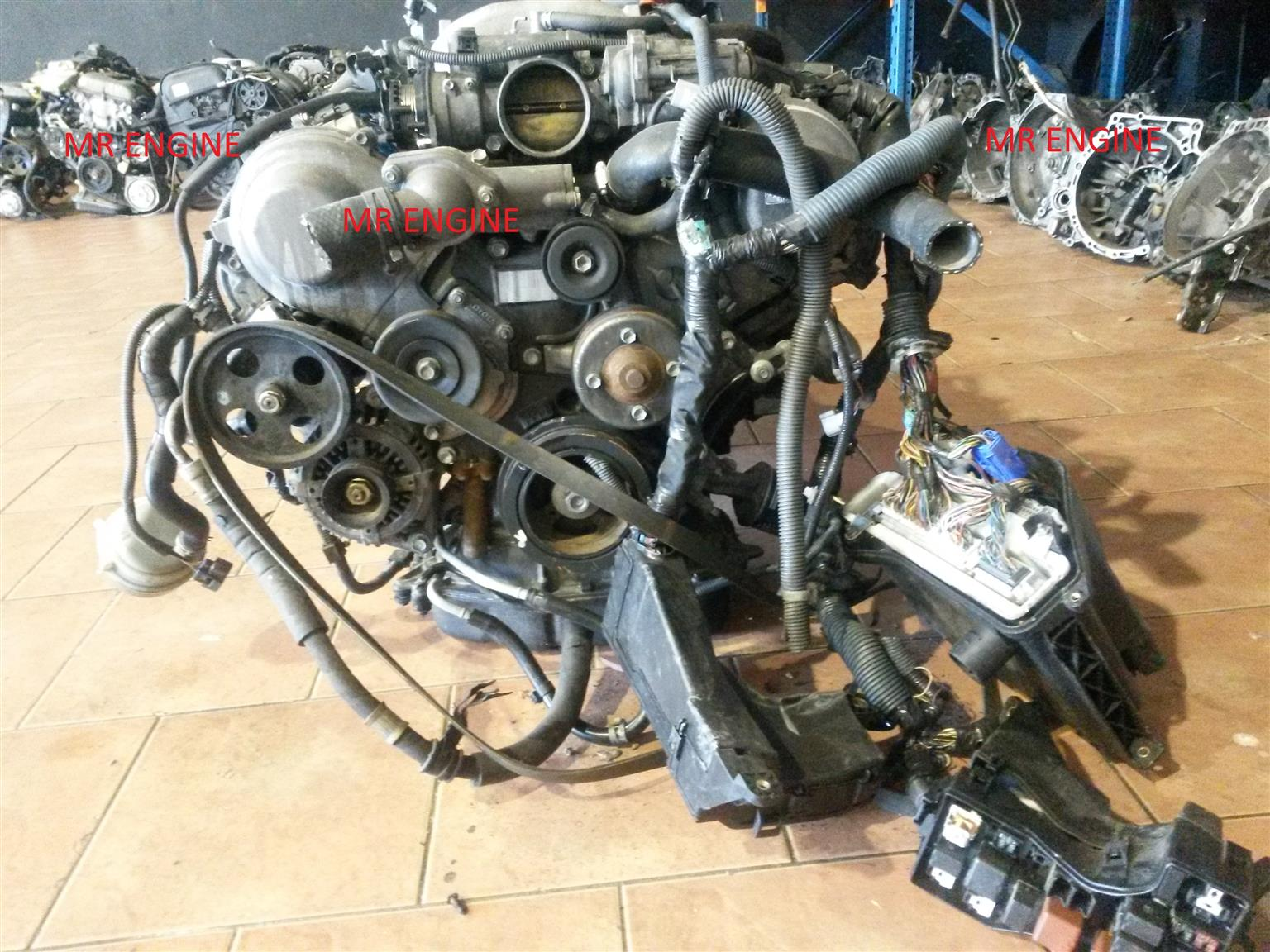 Lexus V8 Engine For Sale Junk Mail