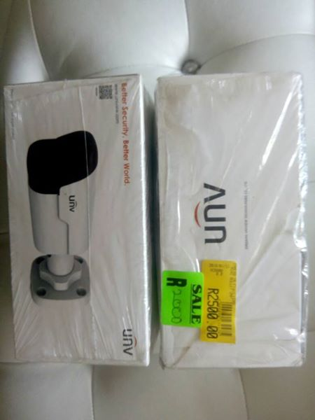 UNV Camera system for sale