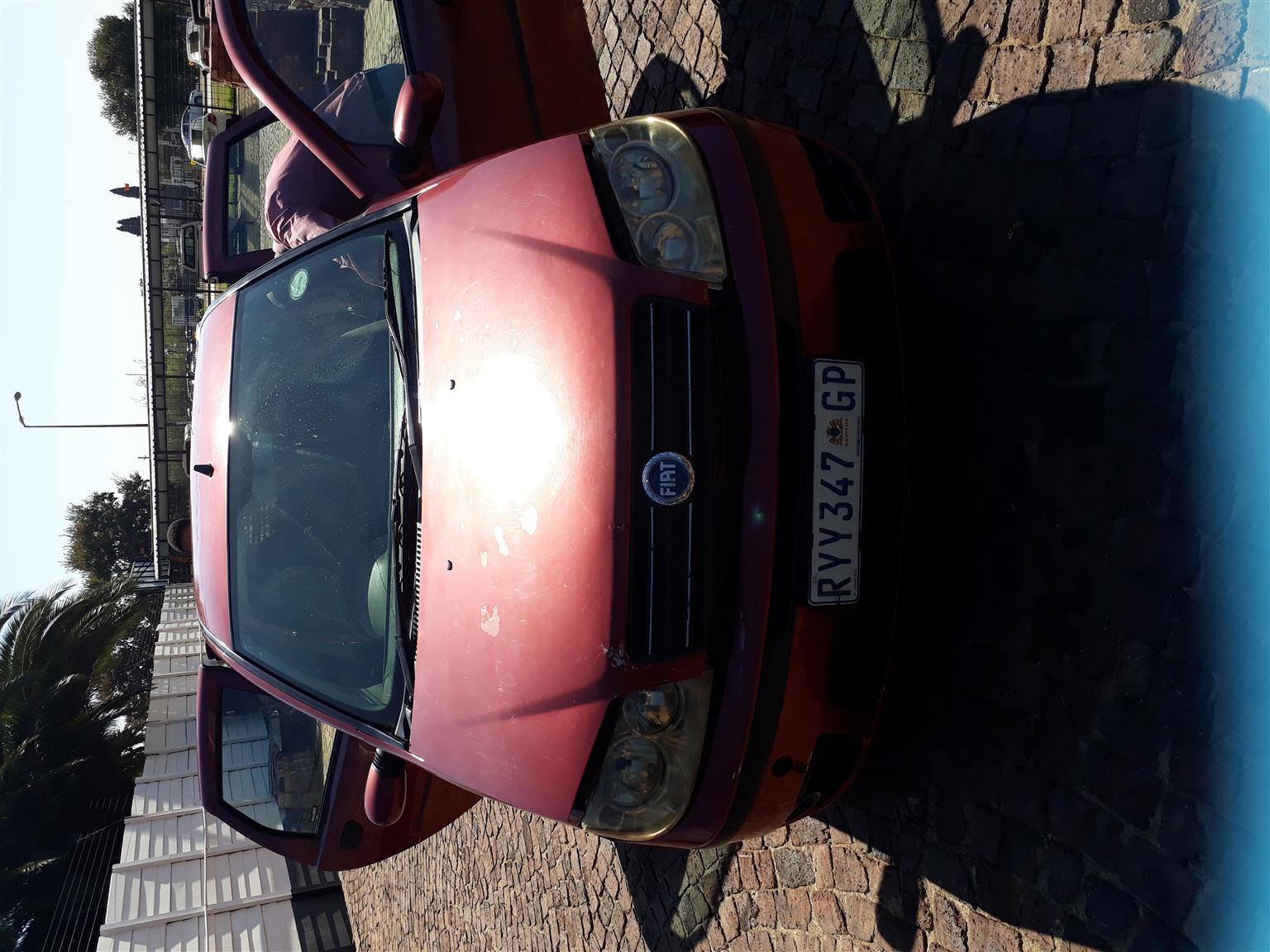 2005 Fiat Palio 1.2 5 door Active