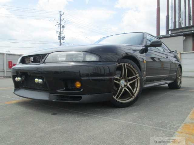 1996 Nissan Skyline