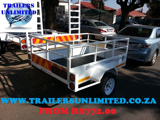 TRAILERS UNLIMITED THE BEST UTILITY TRAILERS.