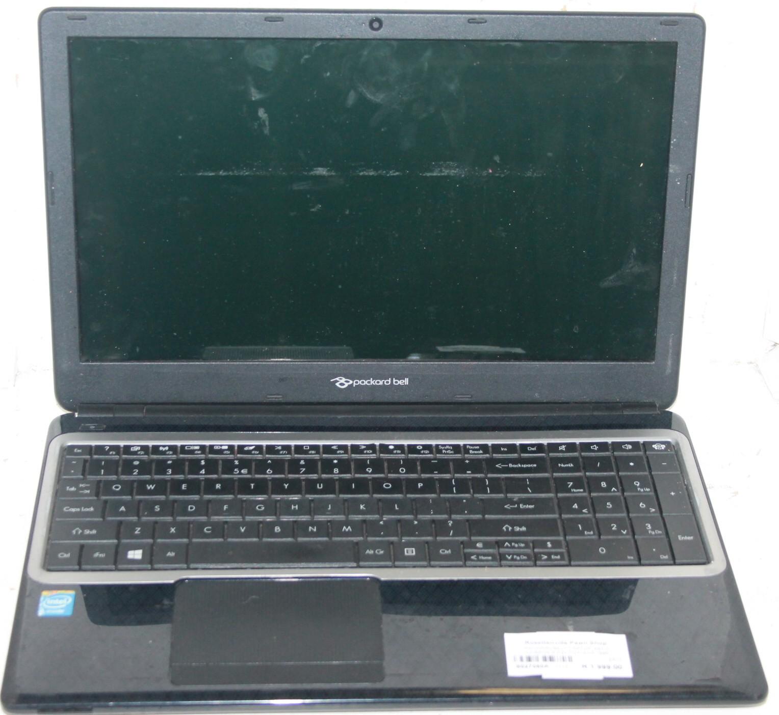 Packardbell laptop S027060a #Rosettenvillepawnshop