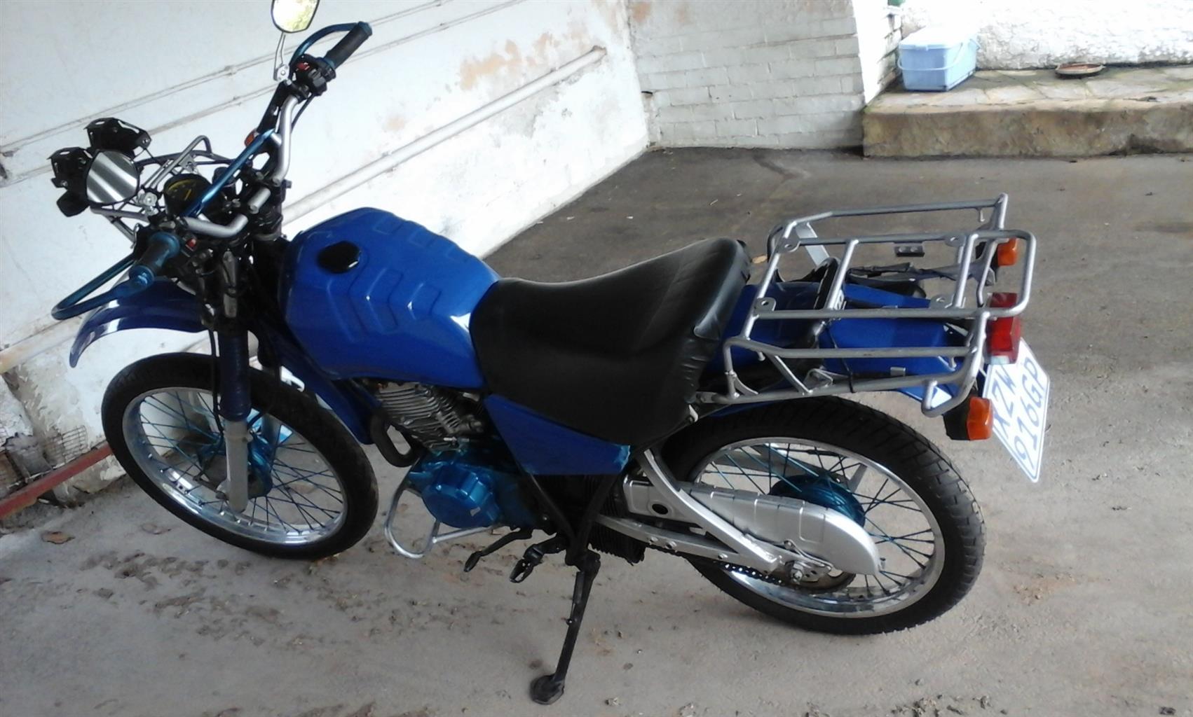 1984 Yamaha AG