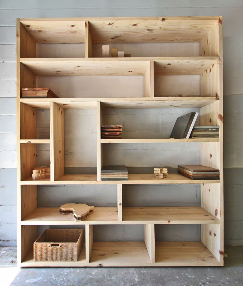 Contemporary Shelf