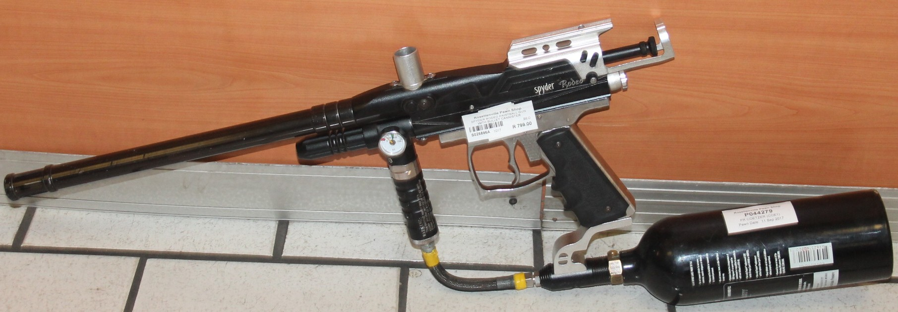 Paintball gun  #Rosettenvillepawnshop