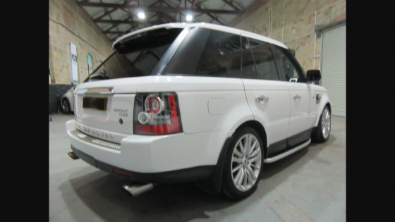 Range Rover Sport OEM Side steps/Running boards