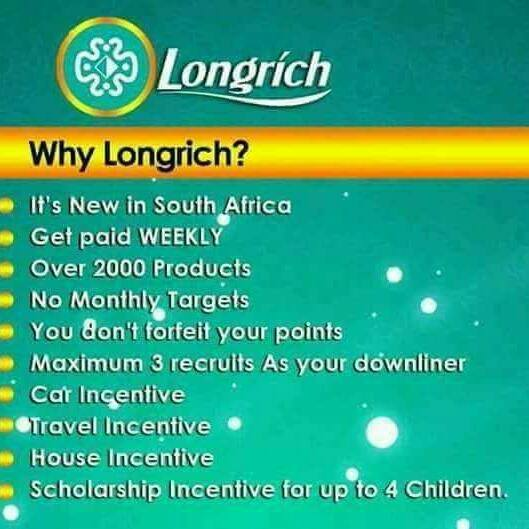 Longrich organic products
