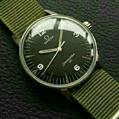 wanted vintage omega watches
