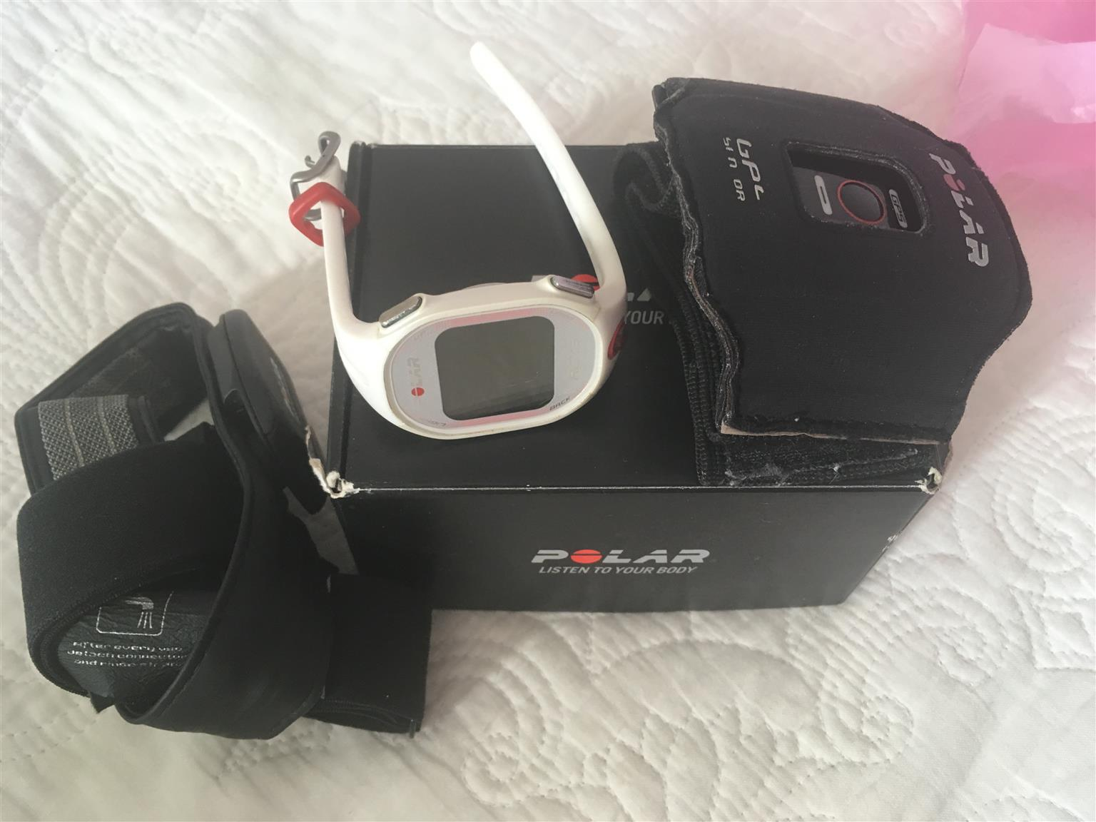 Polar RCX3 Watch