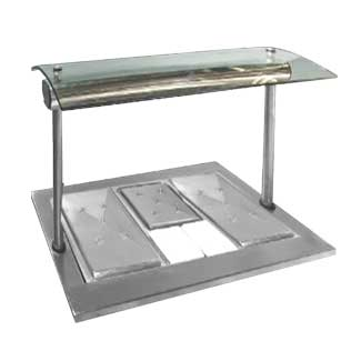Carvery unit-Three plate-Drop in-CU3AG