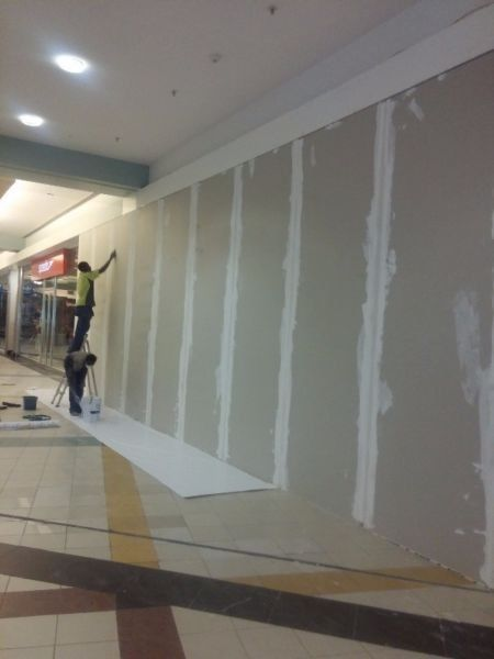 Construction Services Renovations, Waterproofing, Office Partitioning, Project Finishing