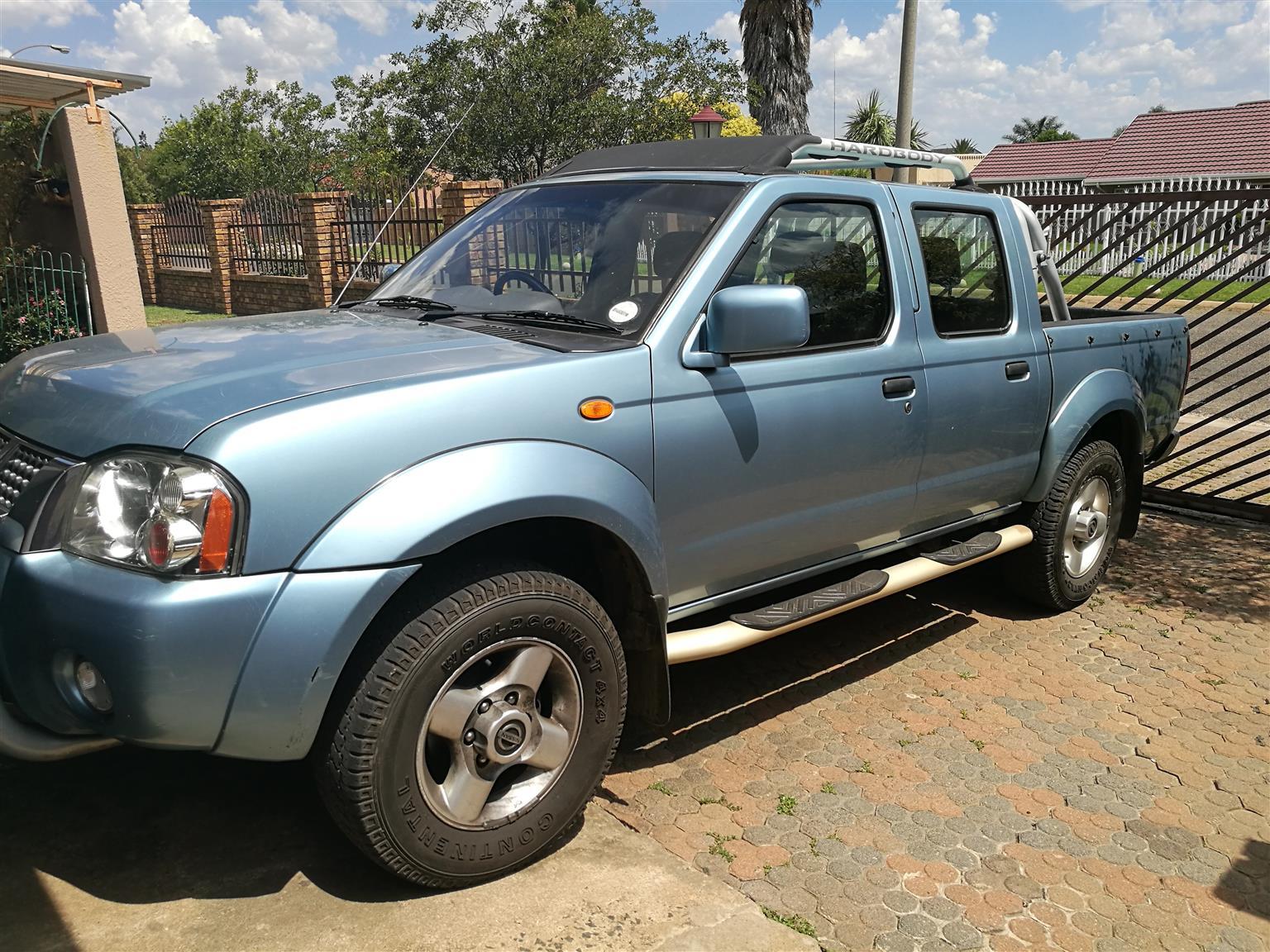 2005 Nissan Hardbody Junk Mail