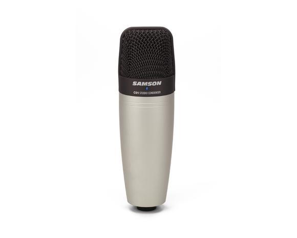 SAMSON C01 Studio Condensor Microphone
