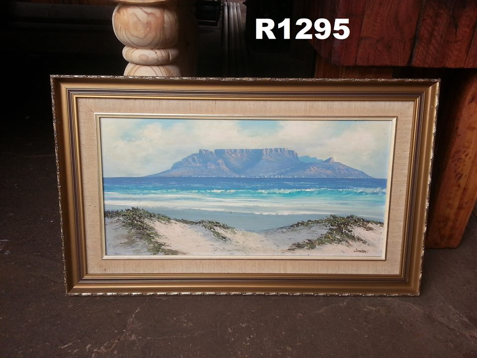 Tafelberg painting for sale
