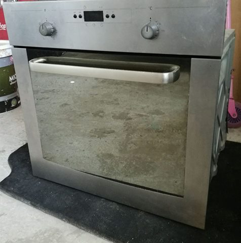 Whirlpool thermofan oven