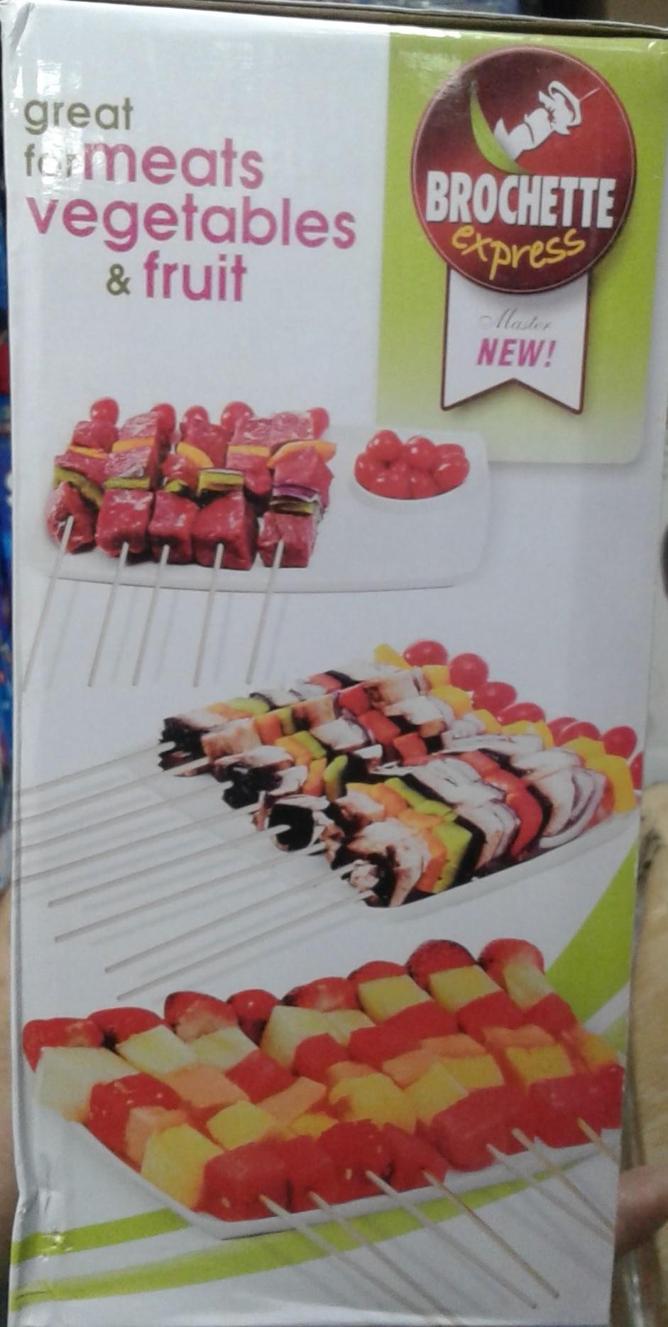 Kebab making set