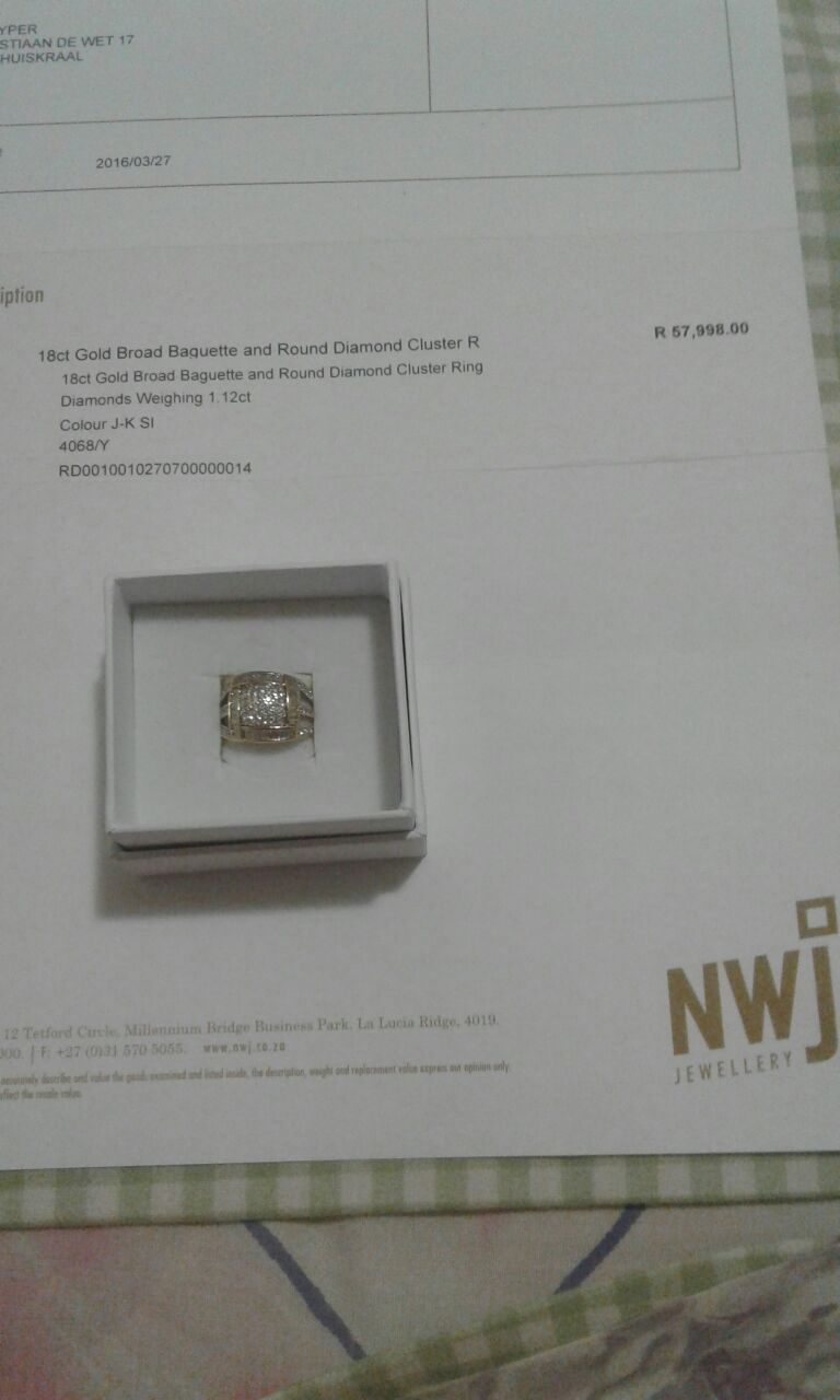 Amazing Ring For Sale